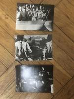 1950-60-as évekbeli német fotók (3db)