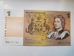 Ausztrália 1 dollár 1983 UNC Nagyon Ritka!