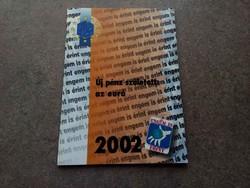 Új pénz született: az euró 2002 (id7254)
