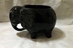 Régi elefánt kaspó