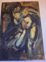 Akvarell 35x50 cm