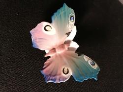 ENS porcelán pillangó
