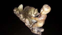 Kisfiú és az aranyhal