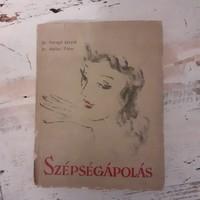 Szépségápolás  Minerva 1958 Második kiadás