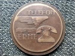 Magyar telefon érme tantusz (id40588)