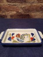 Francia porcelán tálka