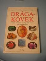 U12 Szakkönyv gyűjtőknek Drágakövek+elefántcsont +viziló agyar borostyán szakkönyv ritkaság eladó
