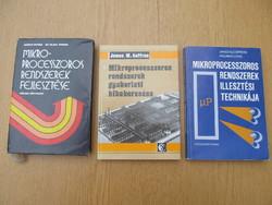 (egyben) Mikroprocesszoros rendszerek fejlesztése / gyakorlati hibakeresése / illesztési technikája