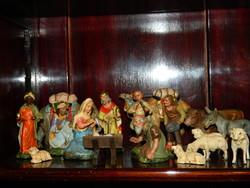 Antik Betlehemi figurák