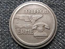 Magyar telefon érme tantusz (id40580)
