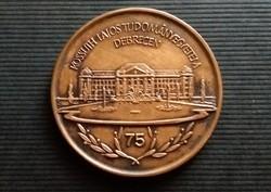Debrecen Kossuth Lajos Tudományegyetem 1988. 42 mm /36 g.