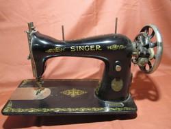 Régi Singer varrógép