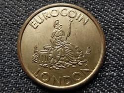 Eurocoin London zseton (id40505)