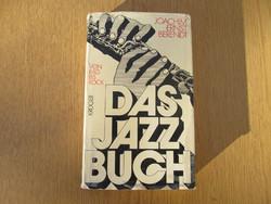 Das Jazzbuch - Von Rag bis Rock : Joachim Ernst Berendt (1976, Jazz)
