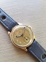 92 éves!!!! 14K arany Omega óra, aranyóra!