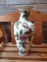 Zsolnay Váza  Pillangós( Dúsan festett )
