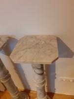 Márvány posztamens - szobortartó - virágtartó