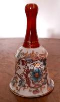Kézzel festett porcelán csengő