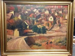 Péterfy Petrovics Lajos 1894-1944- FALU-