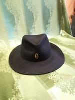Elegáns férfi gyapjú olasz férfi kalap Conte of Florence
