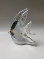 Muranoi designer tömör üveg vitorláshal