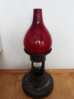 ZSOLNAY körpecsétes váza/lámpa