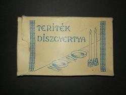 Amfóra Bodrogkeresztúri díszgyergya tartó szett - EP