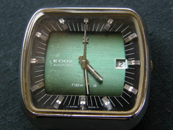 EDOX automatic new era karóra