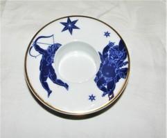 Horoszkópos mécses tartó, gyertya tartó Arzberg porcelán