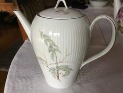 Gyönyörű Thomas Rosenthal teás, kávés kanna