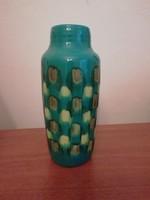 Jelzett retro kerámia váza