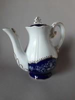 Zsolnay pompadour II. kávés kanna, kiöntő