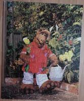 Alf - 100 db-os nagyon régi puzzle