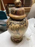 Kínai fedeles váza eladó
