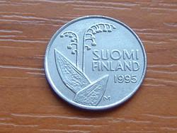 FINNORSZÁG 10 PENNIA 1995 M  GYÖNGYVIRÁG