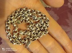 ezüst nyaklánc 22 gr.