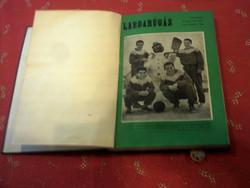 LABDARUGÁS Havilap 1963-as évfolyam