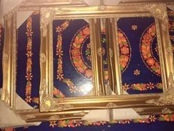 3db Blondel fakeret 30x40-es képhez