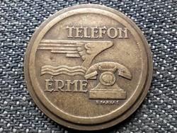 Magyar telefon érme tantusz (id40590)