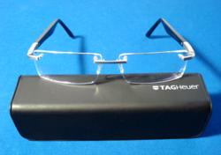 Eredeti Tag Heuer Legend szemüveg keret saját tokjában