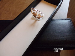 Csodaszép ezüst gyűrű