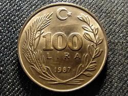 Törökország 100 Líra 1987 (id26639)