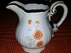 Zsolnay barokk kávés készlet ,nagyon szép állapotban,ritka mintázattal        személyes áttvétellel