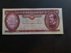 100 Forint 1989 Ef.