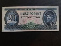 Hajtatlan 20 Forint 1980 aUnc./2.