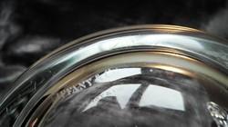 Eredeti ART DECO TIFFANY & CO pezsgős vödör, jégtartó vödör