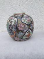 Kínai porcelán váza kettő darab