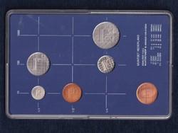 Hollandia 1985 forgalmi sor szett (id40842)