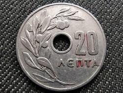 Görögország I. Pál (1947-1964) 20 Lepta 1959 (id33832)