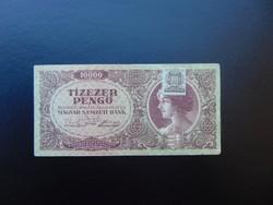 10000 pengő 1945 L 025